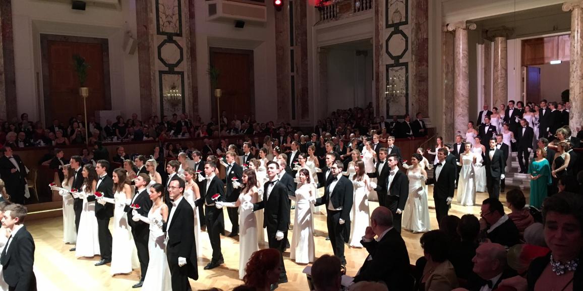 JCI Autriche invite JCEMN à la waltz