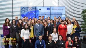 JCI Euro KHT members