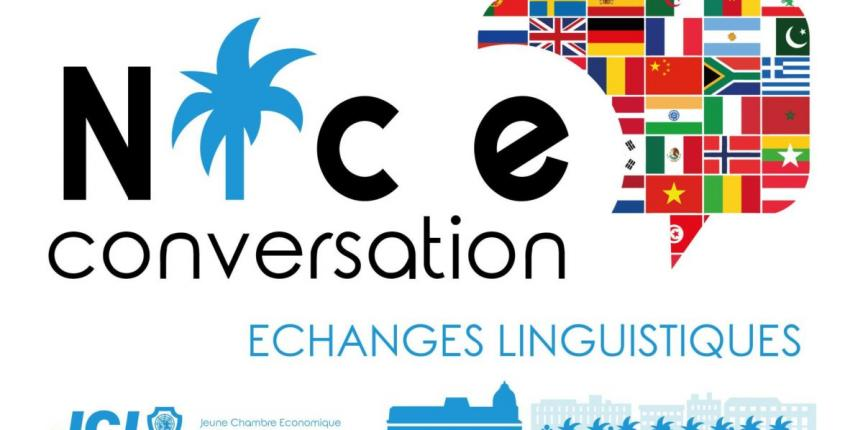 Nice Conversation – Afterwork Linguistique